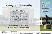 1. Vereinsausflug: Einladung aller Mitglieder ins Hygienemuseum Dresden