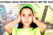 """Petition beendet: 7.848 Unterschriften für """"Gesund leben ohne Verkehrslärm! Wir für Sachsen."""""""